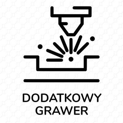Usługa - Dodatkowy Grawer